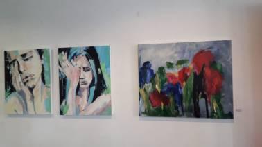 Bilder links von Gudrun Raum, Bild rechts Monika Neubauer